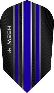Mission Mesh Slim Dark Blue Dartflight | Darts Warehouse