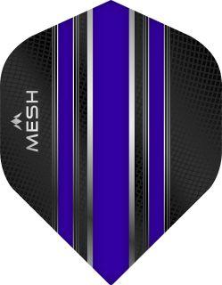 Mission Mesh Std. Dark Blue Dartflight | Darts Warehouse