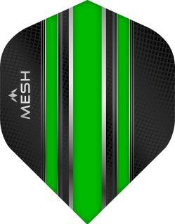 Mission Mesh Std. Green Dartflight | Darts Warehouse
