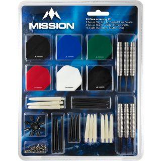 Mission Darts Accessory Kit 90 Soft   Darts Warehouse