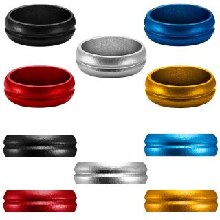 Mission F-Lock Aluminium Rings 2 mm   Darts Warehouse