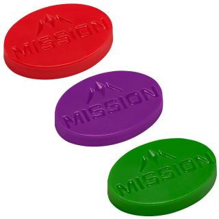 All Mission Logo Grip Waxex   Dartshop Darts Warehouse