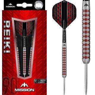 Mission Reiki 90% M3 Darts   Darts Warehouse