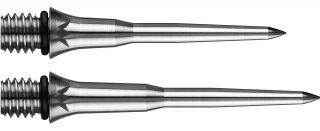 Titan Pro Titanium Conversion Point Smooth Silver | Darts Warehouse