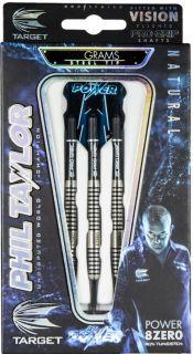 Phil Taylor 8Zero 80% | Target Darts Kopen | De online dartwinkel Darts Warehouse