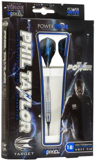 Softtip Phil Taylor Power 9FIVE Gen.1 95%   Darts Warehouse
