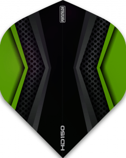 Pentathlon HD150 Green | McKicks Flights | Darts Warehouse