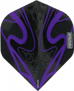 McKicks Pentathlon TDP LUX Purple   Darts Warehouse
