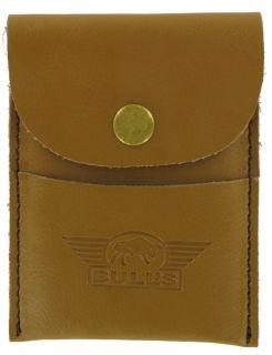 Real Leather Etui Deluxe Brown   DartsWarehouse.nl