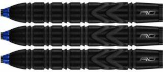 Gerwyn Price B-2-Black 90% Steeltip Dartpijlen | Darts Warehouse