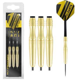 RTL7 Recreational Brass dart set | RTL7 Dartartikelen Kopen | Darts Warehouse