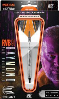 Softtip RVB90 Target Raymond van Barneveld 90% | Dartswarehouse