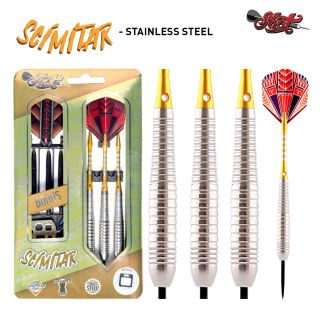 Scimitar Stainless Steel Value Range   Darts Warehouse