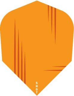 Shot Branded Std.6 Flight Zen Dojo | Darts Warehouse