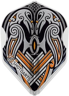 L-Style Viking Raven Black L3 Shape