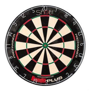 Dartbord Kopen | Shot! Bandit Plus Trainer | Online Dartwinkel Darts Warehouse