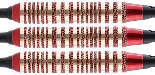 Mystic Red Brass Softtip Darts Value Range   Darts Warehouse
