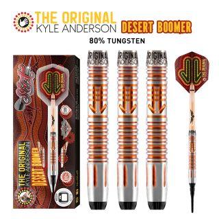 Softtip Kyle Anderson Desert Boomer 80% | Darts Warehouse