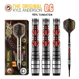 Softtip Kyle Anderson The Original 90% | Darts Warehouse