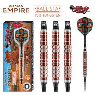 Shot Roman Empire Ballista 90% Softtip | Darts Warehouse