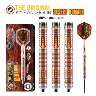 Kyle Anderson Desert Boomer 80% Steeltip Shot Darts | Darts Warehouse