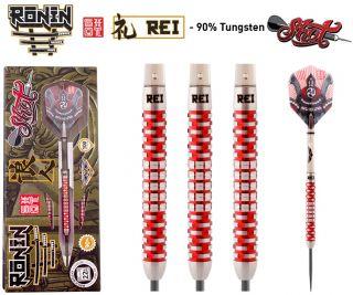 Ronin Rei 1 90% 90% Steeltip Darts | Darts Warehouse