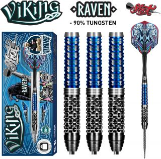 Shot Steeltip Viking Raven 90% Boris Koltsov Darts