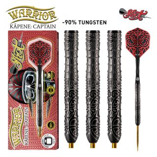 Warrior Kapene 90% Steeltip Shot Darts | Darts Warehouse