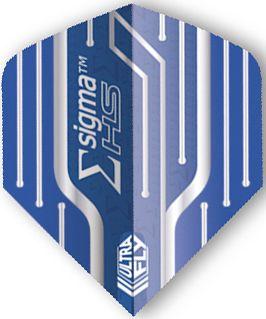 UltraFly Big Wing Sigma HS Unicorn Flight | Darts Warehouse