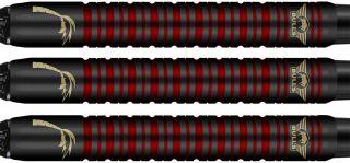 Softtip Kim Huybrechts 90% Black Titanium| Bull's Darts