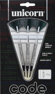 Softtip Code Green 80% Dartpijlen   Darts Warehouse