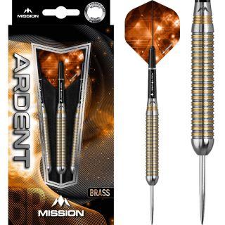 Ardent Tungsten Look M1 23 gram Mission Dartpijlen   Darts Warehouse