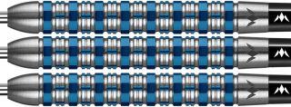 Kronos M1 95% Tungen Blue Titanium Darts   Darts Warehouse