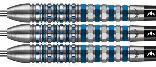Kronos M3 95% Tungen Blue Titanium Darts   Darts Warehouse