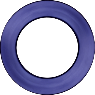 Bull's Dartbord Lite Surround Blue