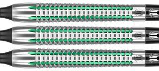 Agora Verde AV34 90% Tungsten Softtip Darts   DartsWarehouse