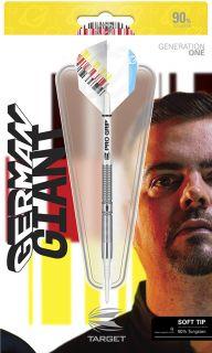 Gabriel Clemens 90% Target Softtip | Darts Warehouse