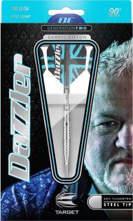 Darryl Fitton Gen.2 Target Dartpijlen 90% Tungsten | Darts Warehouse