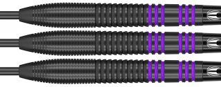 Vapor8 Black Purple 80% | Target Dartpijlen | DartsWarehouse