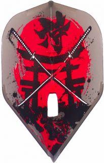 L-Style Shot The Samurai Toni Alcinas Std. Plastic Flight | Darts Warehouse