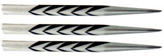 Shot! Tribal Weapon Steeltip Dartpoints   Darts Warehouse