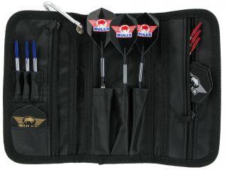 Bulls Dartwallet   Trifold Deluxe XL   Dé online dartwinkel Darts Warehouse