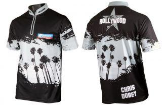 Chris Dobey Unicorn Dartshirt | Darts Warehouse