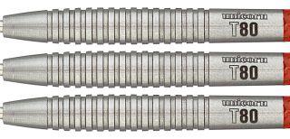 Unicorn Core Striker 2 80% Darts | Darts Warehouse