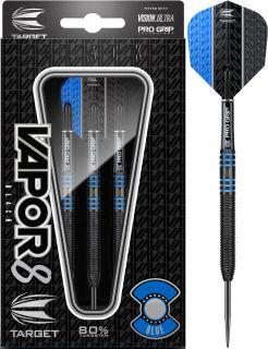 Vapor8 Black Blue 80% | Target Dartpijlen | DartsWarehouse