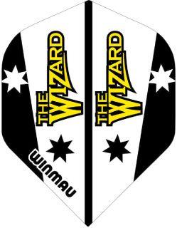 Rhino Std. Simon Whitlock The Wizard | Darts Warehouse