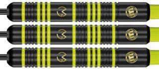 Michael van Gerwen Ambition Black Brass | Darts Warehouse